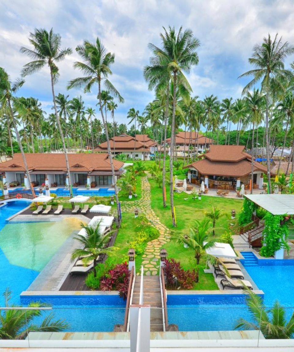 Island Resort: Princesa Garden Island Resort