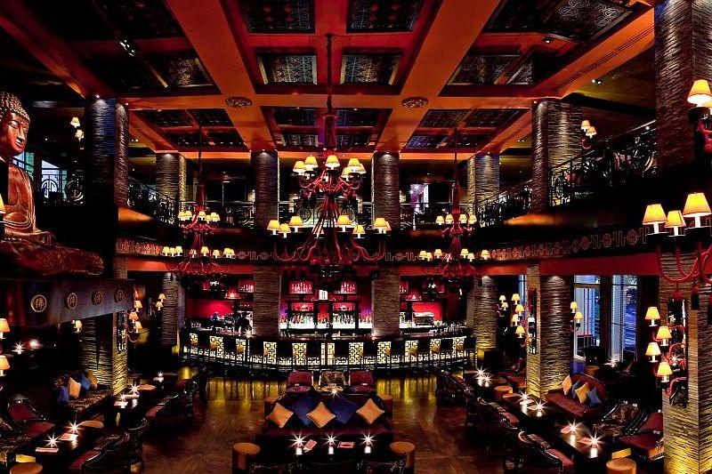Buddah Bar in Manila