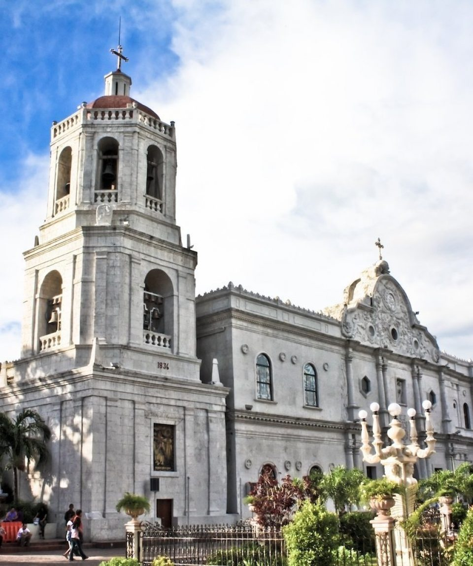Cebu Cathedral, City Tour, Philippines