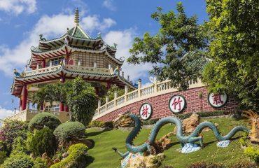 Cebu Taoist temple, Cebu city tour, Philippines