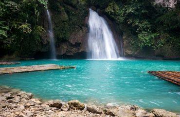 Kawasan Falls Day trip from Cebu, Philippines
