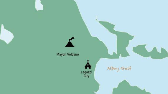 Legazpi Day trip