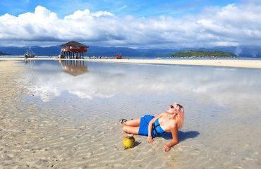Manjuyod White Sandbar Day trip from Dumaguete, Philippines