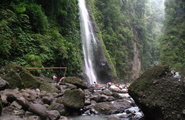 Pagsanjan Falls Day trip from Manila, Philippines