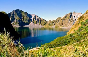 Mt. Pinatubo Crater Day Trip from Manila, Philippines