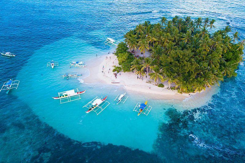 Island near Siargao