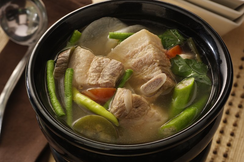Sinigang Soup Philippines