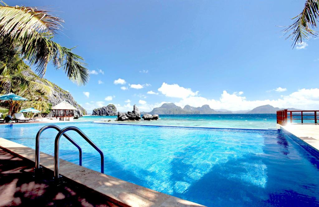 Matinloc Beach Resort 4 Stars Resorts Hotels El Nido Palawan