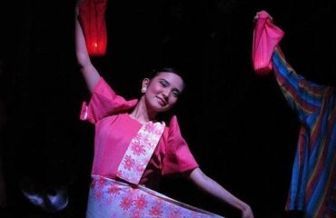 Cultural Show in Manila, Philippines