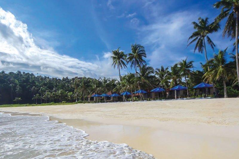 Lapuz Lapuz Beach Boracay Island