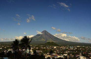 Mayon Volcano, Bicol, Philippines