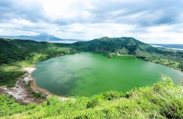 Day trip to Taal Volcano, Luzon, Philippines
