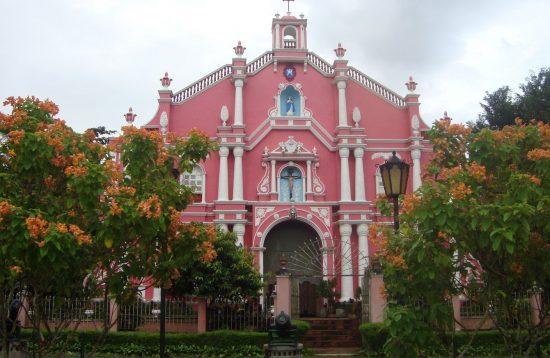 Heritage Building in Villa Escudero