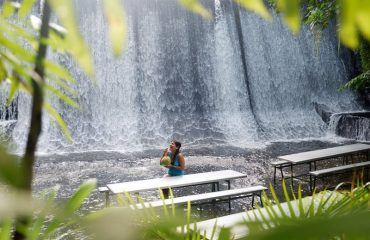 Day trip to Villa Escudero, Luzon, Philippines
