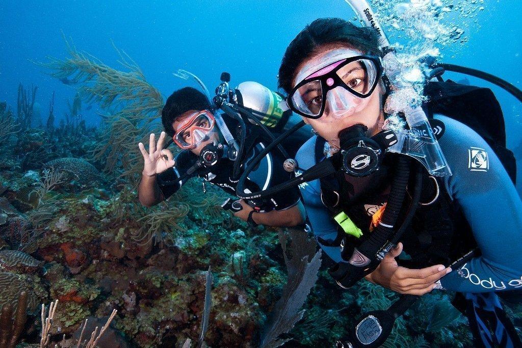 水肺潜水_El Nido PADI Open Water Diver course
