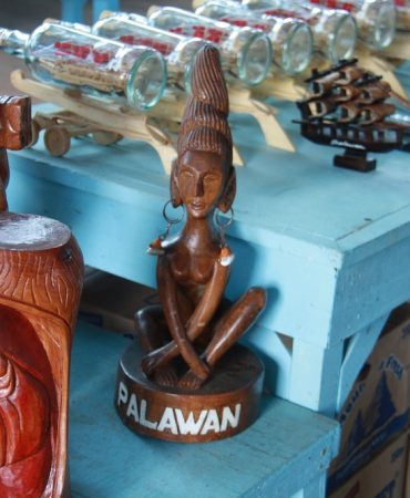 Palawan's Handicraft and Souvenirs