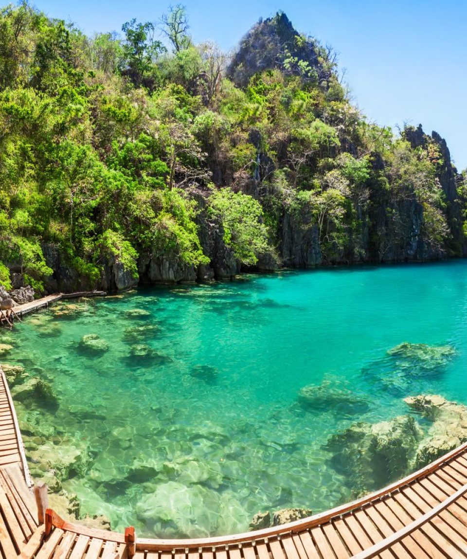 Coron Island Beaches