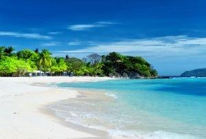 Coron Island Hopping tour with Malcapuya Island
