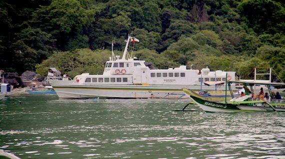 Montenegro Ferry in El Nido