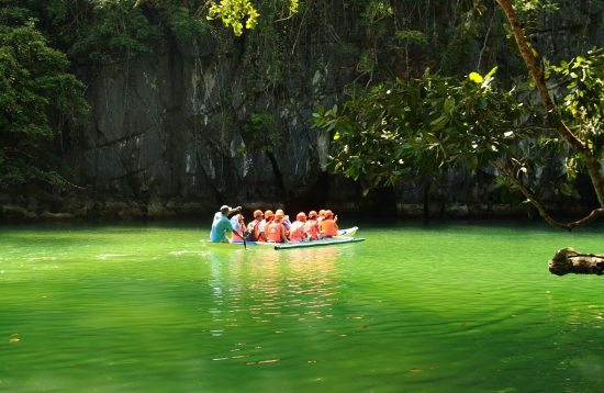 Tour Package Underground River