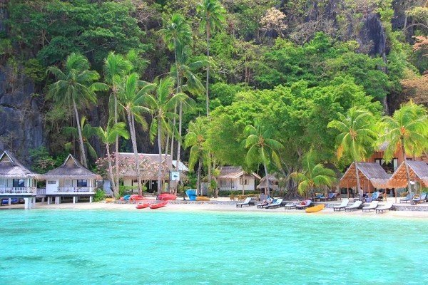 Miniloc Island El Nido Resort Luxury Resorts Hotels