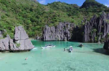 Cadlao Lagoon, El Nido, Palawan