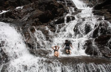 Bacungan Waterfalls
