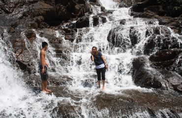 Bacungan Waterfall Tour