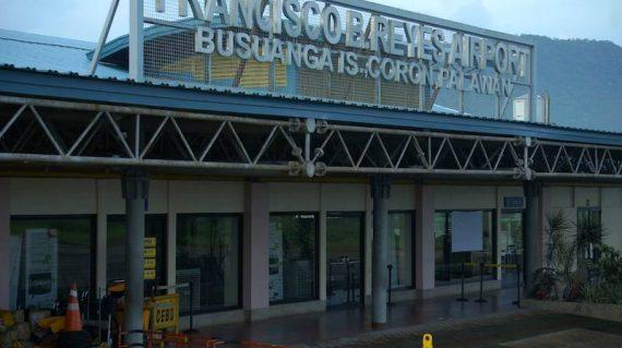 Coron Busuanga airport