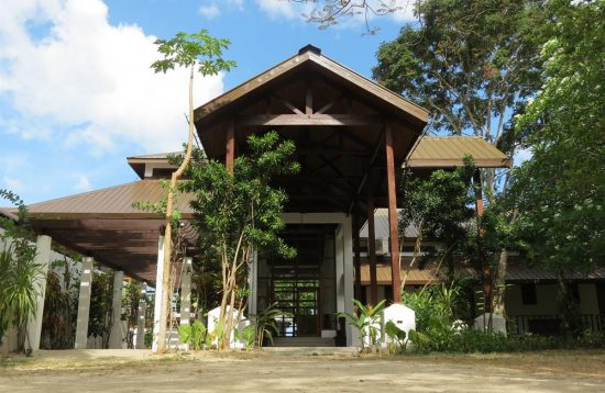 Exterior of El Nido Cove Resort
