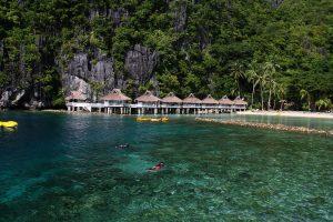 El Nido Resorts Miniloc Island History