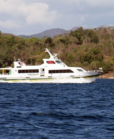 Montenegro Fast Ferry Coron – El Nido