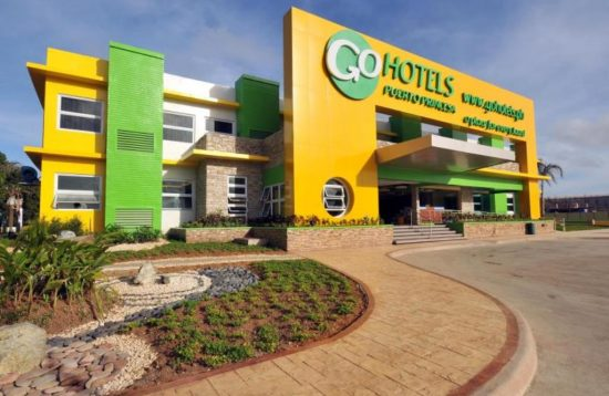 Exterior of Go Hotels Palawan
