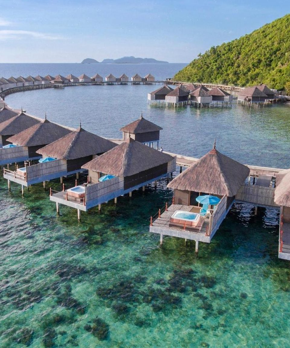 Huma Island Resort, Coron