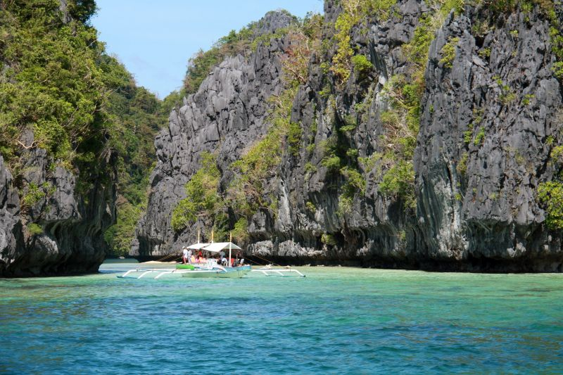 Palawan Underground River Tour And Island Hopping