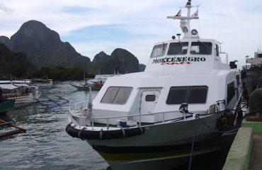 Montenegro Small Boat