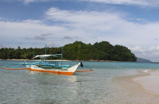 Island hopping tour in Port Barton
