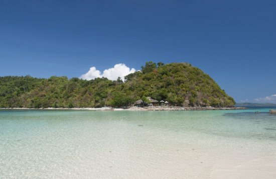 Beautiful Islands in Port Barton Palawan