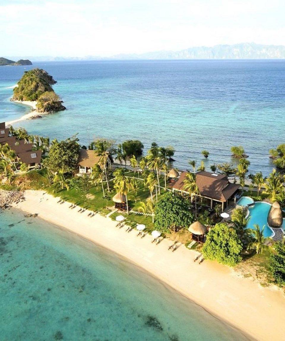 Island Resort: Two Seasons Coron Island Resort & Spa