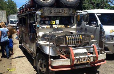 Jeepney Puerto Princesa