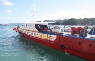 Phimal Fast Ferry El Nido - Coron, Palawan