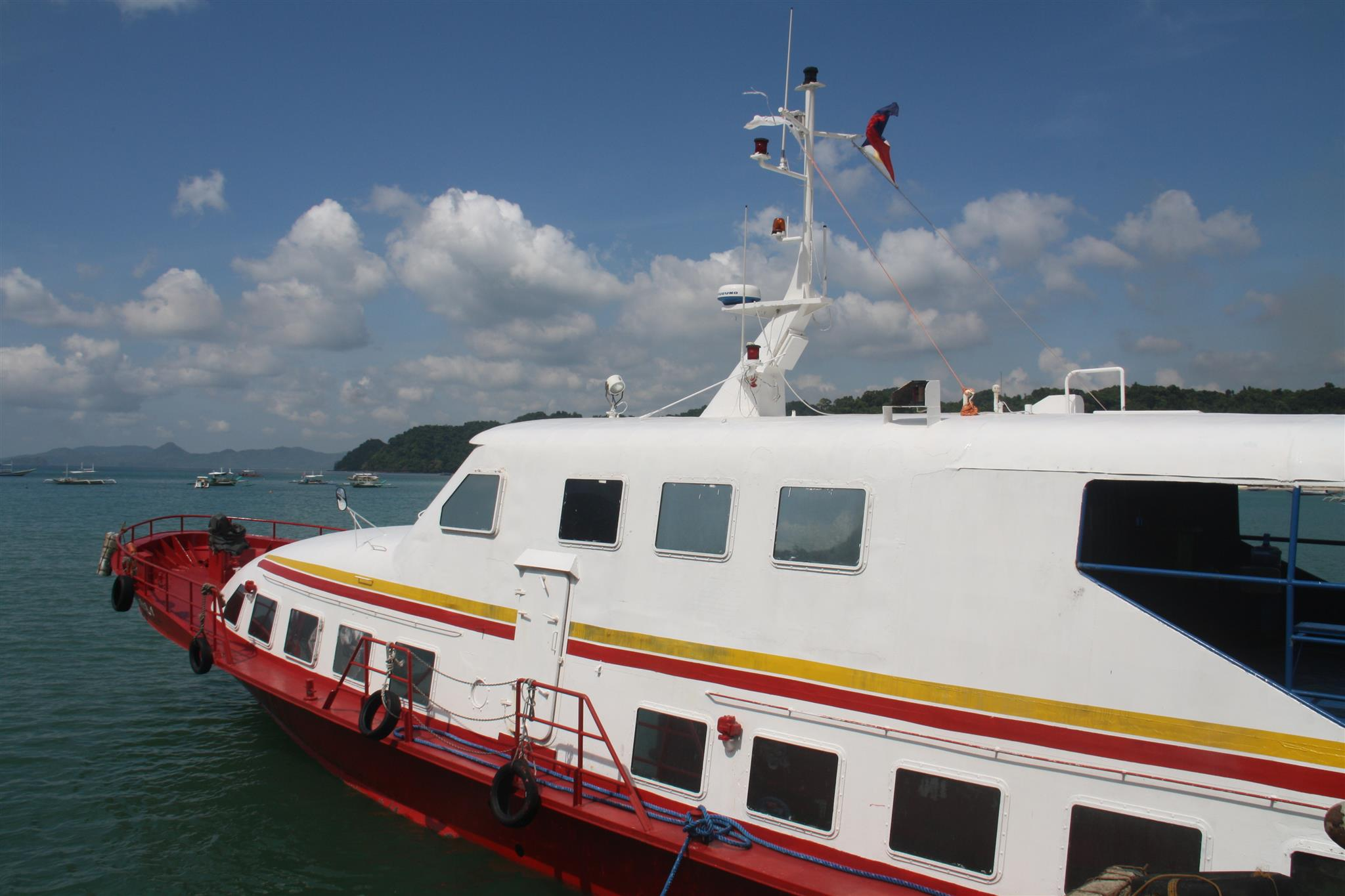 Phimal Fast Ferry From Coron To El Nido Online Booking