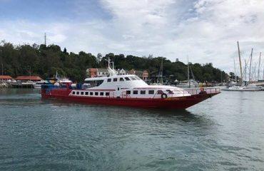 Phimal Fast Ferry El Nido Coron