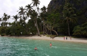 El Nido Tour Z Secluded Beach