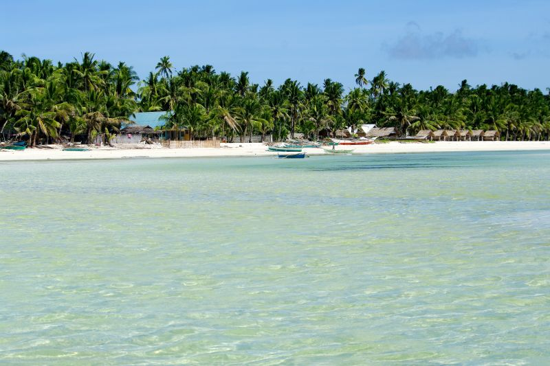 Beach vacation in Bantayan Island