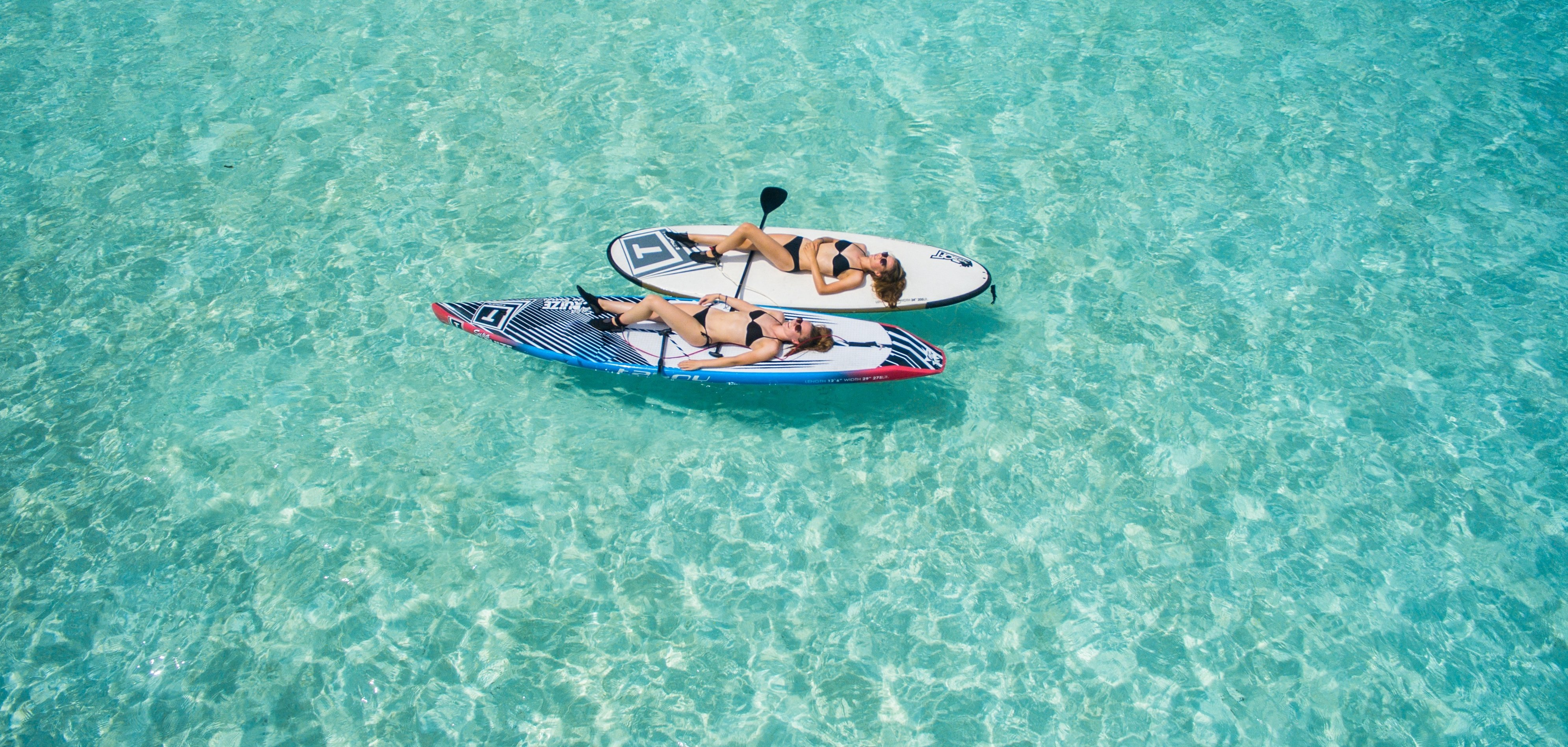 Stand Up Paddle Board Activities in the Philippines