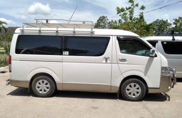 van transfer Coron Busuanga airport