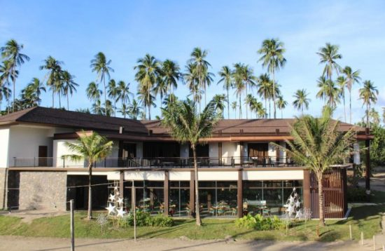 Exterior of Balai Adlao Resort