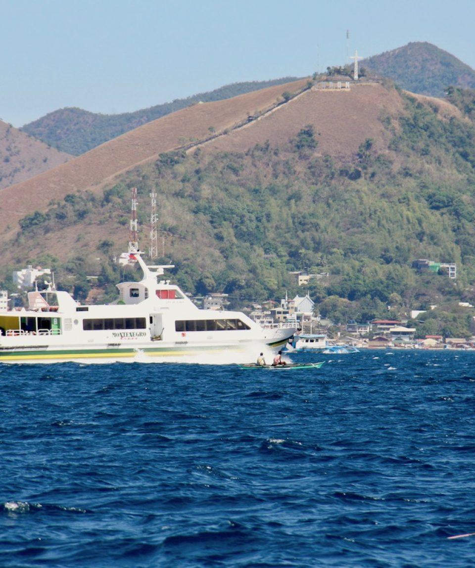 Ferry Service Coron town