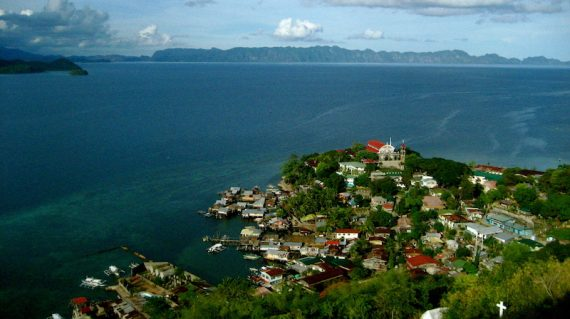 Culion Island View